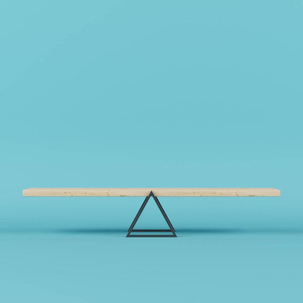 balancing act with eating disorders