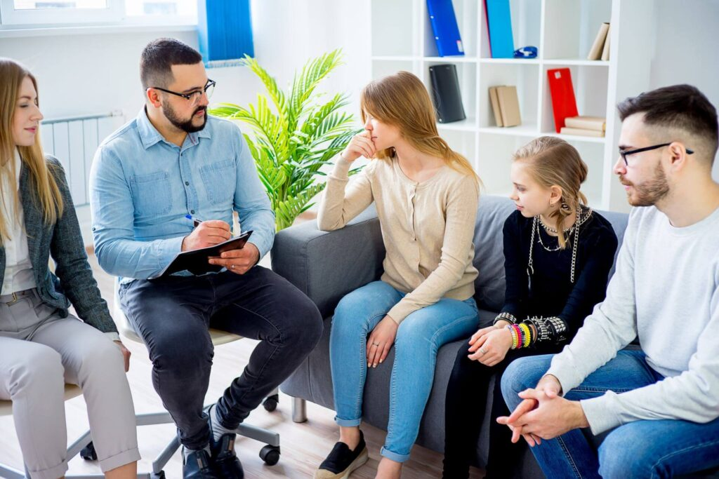 Family therapy and conduct disorder