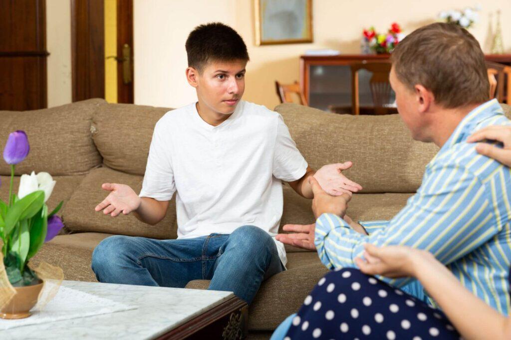 Parental alienation or parental estrangement